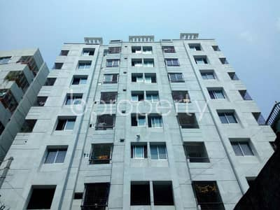 Apartment Up For Rent In Jhautola, Near Dutch-bangla Bank Limited