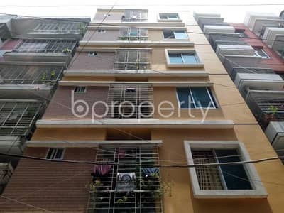Visit this apartment for rent in Mohammadpur near Baitul Muazzem Jame Masjid