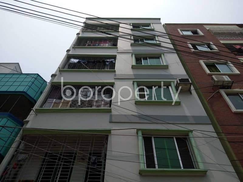 Flat For Rent In Shekhertek Near Shekhertek Bazar