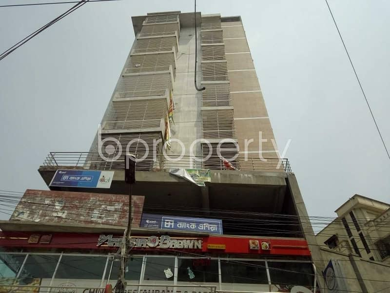 225 Square Feet Shop Is For Sale At Banasree