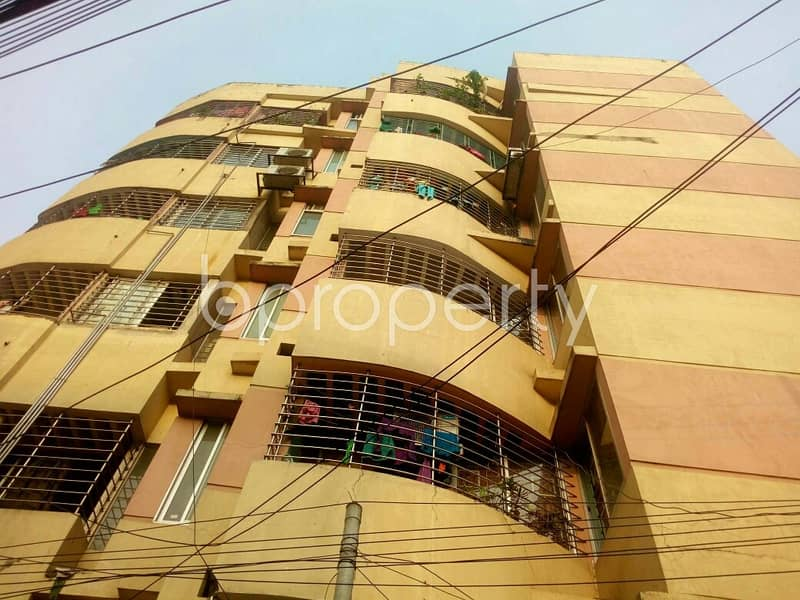 Flat Can Be Found In East Nasirabad For Sale, Near Chattogram Government Women's College