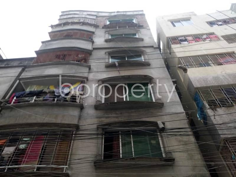 Flat For Rent In Mohammadpur Near Baitul Wahab Jame Masjid