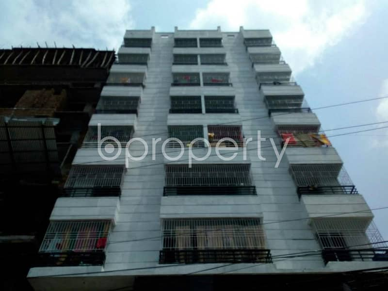 Apartment for sale is located at Ashoktala, near to Holy Crescent School