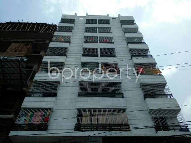 Apartment for sale is located on Ashoktala near to Masud Medical Hall