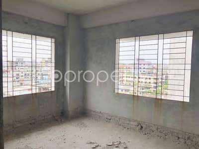 Admirable Flat Is Up For Sale In Mirpur Nearby Kalyanpur Girls School And College.
