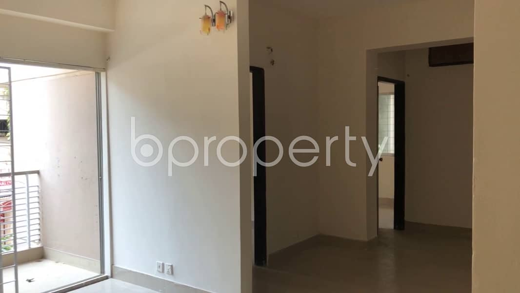 Comfortable Flat Is Ready For Sale In West Dhanmondi Nearby Dutch-bangla Bank Limited