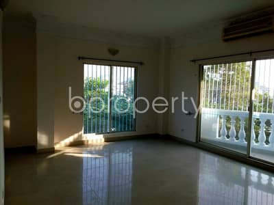 Get Comfortable In A Nice Flat For Rent In Gulshan 1, Nearby Palastina Embassy