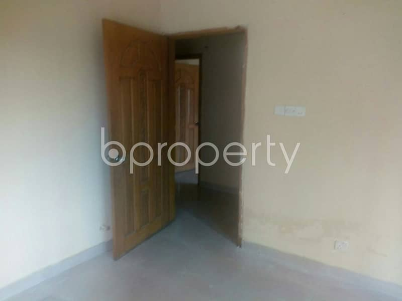 An Apartment Is Ready For Rent At Chandgaon Residential Area , Near Chittagong Residential School & College.