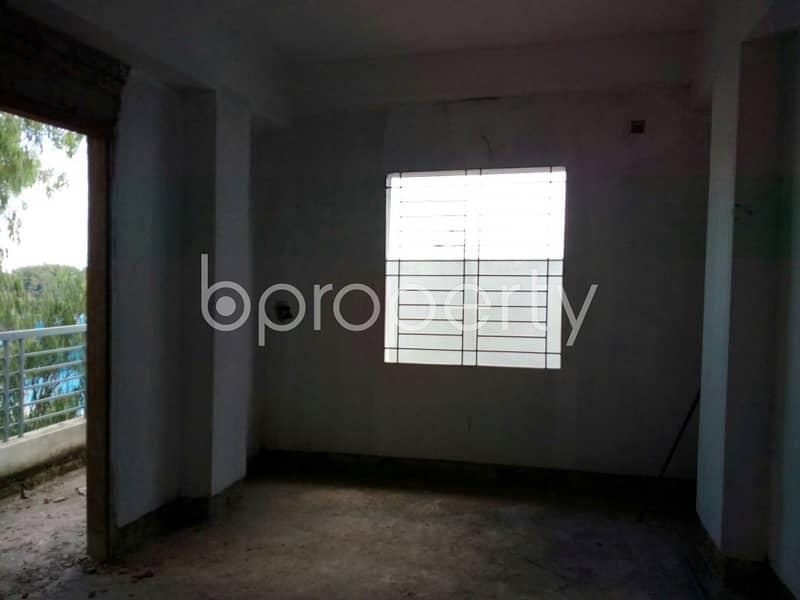 Ready Flat Is Now For Sale In Bayazid Nearby Mohammadia Bariya Jame Masjid