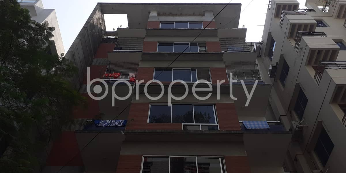Check This Nice Flat For Sale At Bashundhara Nearby American International University-bangladesh
