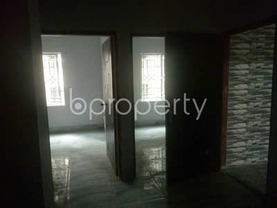 An Apartment Is Ready For Rent At Bahaddarhat , Near New Chadga Masjid.
