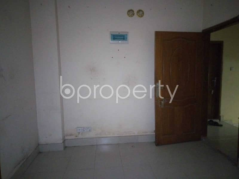 For Rental Purpose This Nice Flat Is Now Up For Rent In Bandar Near Custom House