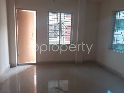 An Apartment Which Is Up For Sale At Donia Near To Sontek Jame Masjid.