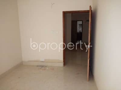 Well-constructed Apartment Is Ready For Rent At Mohammadpur Nearby Nobodoy Block-c Jame Masjid