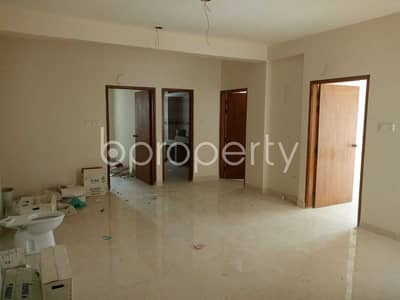 Beautiful And Well-constructed Flat Is Ready For Rent At Mohammadpur Nearby Nobodoy Block-c Jame Masjid