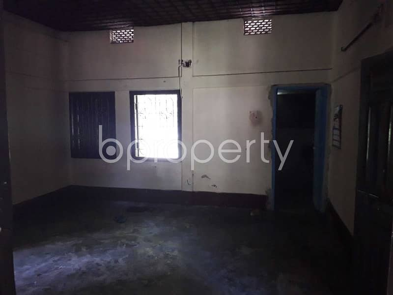 Start A New Home, In This Flat For Rent In Kolapara, Near Dohor Jame Masjid