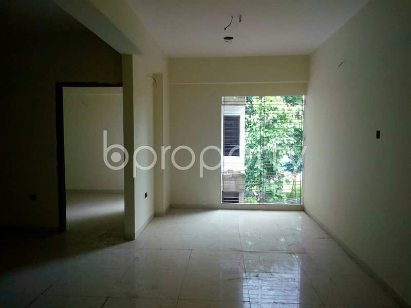 An Apartment Is Up For sale In Muradpur, Near Shyamoli Ideal Polytechnic Institute