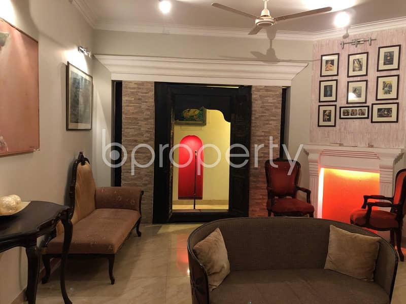 Comfortable And Nicely Planned Flat In Gulshan 2 For Rent Nearby Gulshan Central Masjid