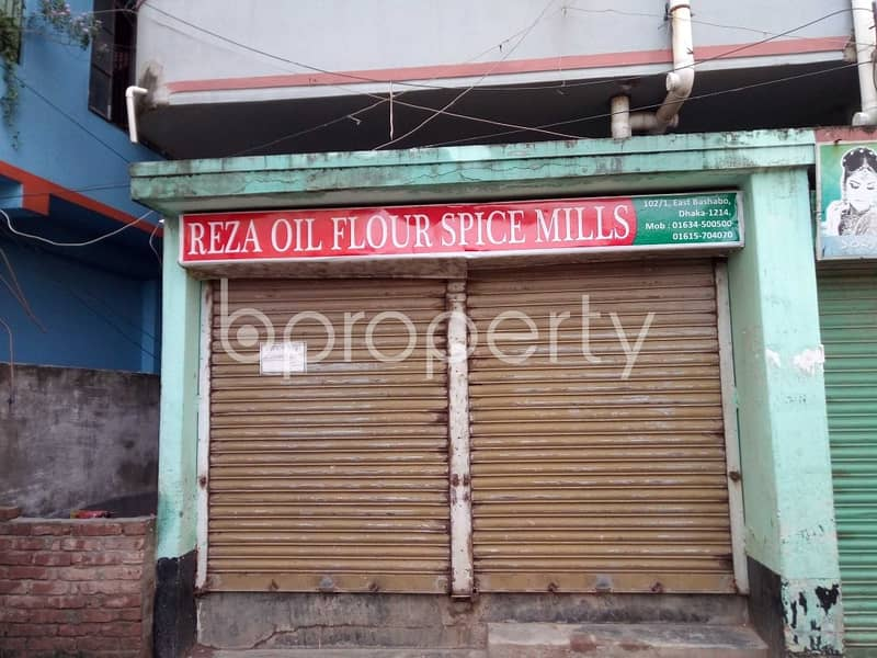 Shop for Rent in Bashabo near Bashabo Post Office