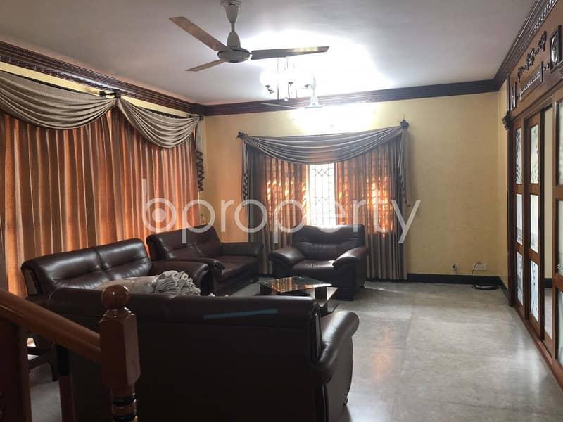Luxurious Duplex For Rent In Nikunja 1 is available near Nikunja Model College