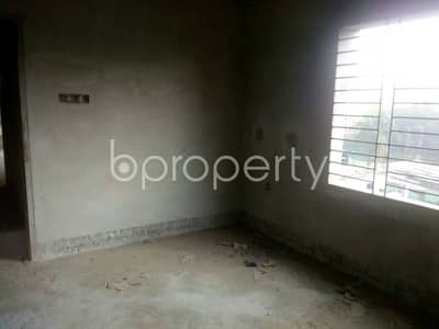 3 Bedroom Apartment for Sale in 4 No Chandgaon Ward, Chattogram - In The Location Of Chandgaon, Close To East Farider Para Jame Mashjid, A Flat Is Up For Sale