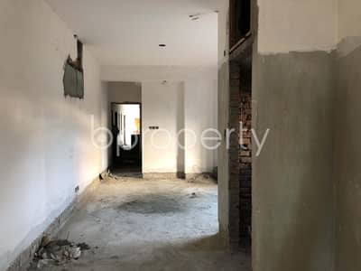 Nearly-finished Apartment In Mirpur Near Adarsha High School Is Up For Sale