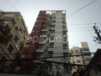 Remarkable Flat Is Up For Rent In Banani Nearby Shundarban Courier Service