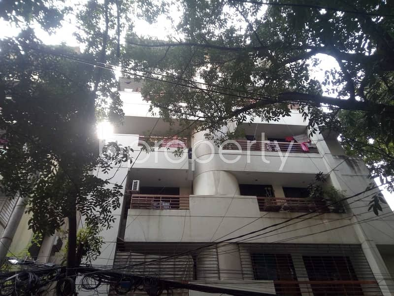 A Nicely Planned Flat Is Up For Rent In Banani Nearby Banani Police Station