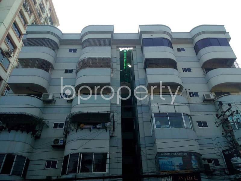 Apartment For Rent In Banani, Near Banani Holy Spirit Catholic Church