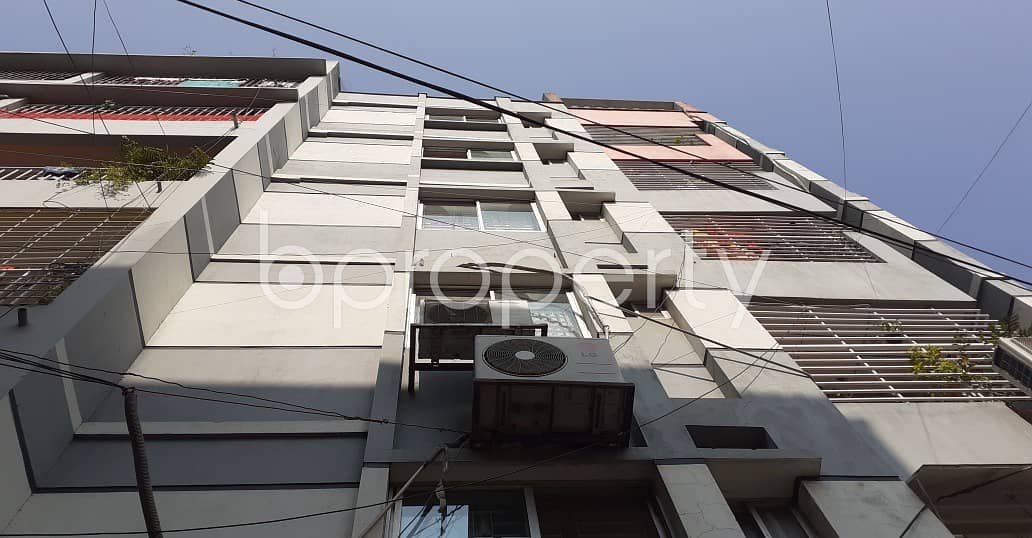 Close To City Hospital & Diagnostic Center, An Apartment For Rent Is Available In Lalmatia