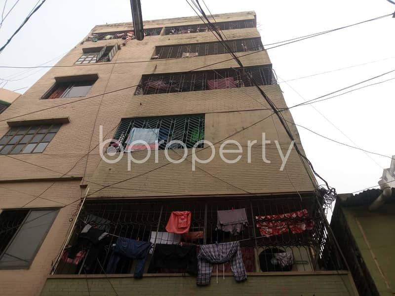 Flat for Rent in Mirpur close to Senpara Jame Masjid
