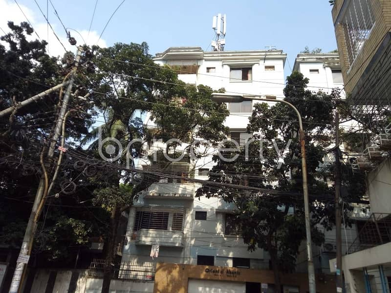 We Have A Ready Flat For Rent In Banani Nearby Banani Model High School