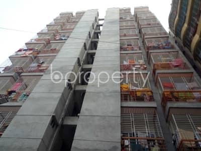 Ready Flat Is Now For Rent In Uttar Badda Nearby Sadhinata Sarani Ideal School
