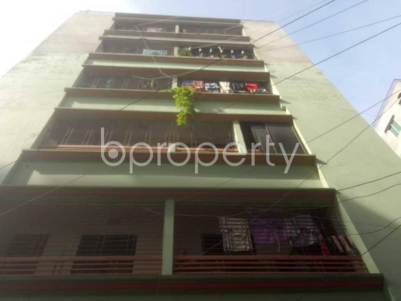 Near Kacha Bazar, flat for rent in Mirpur