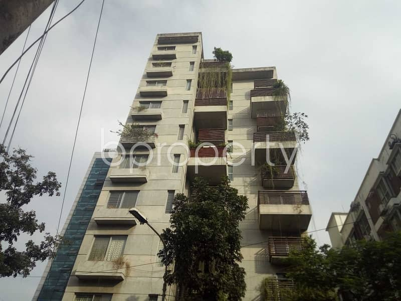 Spacious Apartment Is Ready For Rent At Banani Nearby Embassy Of North Korea