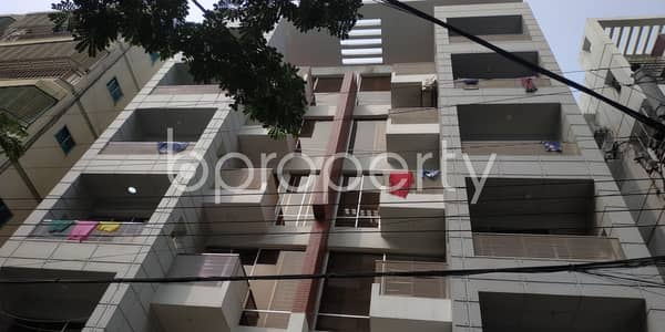 Flat For Rent Covering A Beautiful Area In Bashundhara Nearby Jamuna Future Park