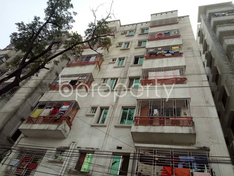Near NSU, flat for rent in Bashundhara R-A