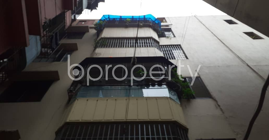 A Nice Flat That You Have Been Looking For, This Flat For Rent Is Located Dhanmondi Near Dutch-bangla Bank Limited