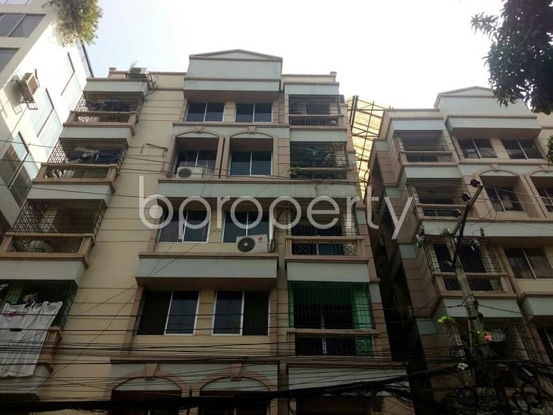 An Apartment Is Ready For Rent At Banani , Near Banani Holy Spirit Catholic Church