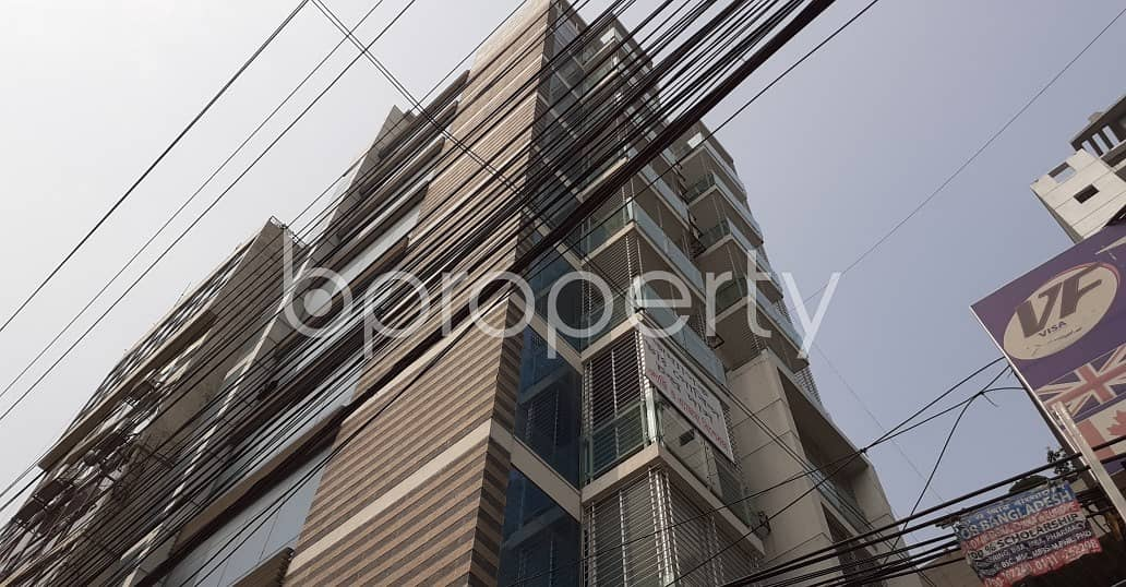 1210 Square Feet Ready Commercial Space For Rent. See This Office Space For Rent Located In Kalabagan Near To Samorita Hospital