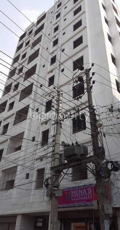 A Nicely Planned Flat Is Up For Sale In Tongi Nearby Al-karim Islami Hospital