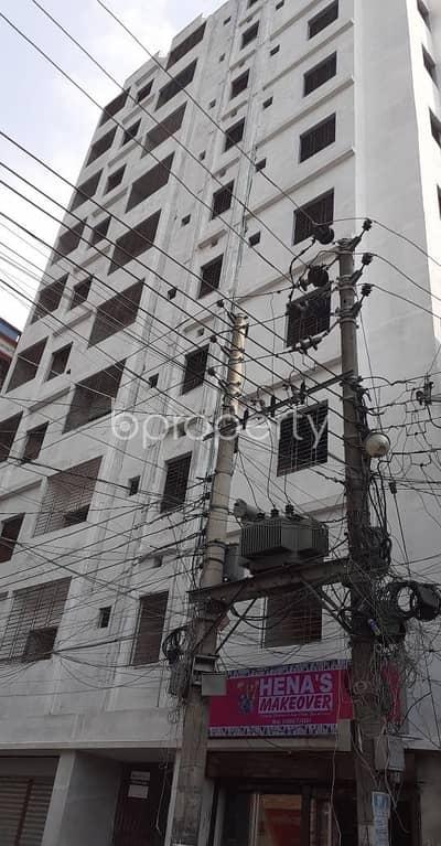 Visit This Apartment For Sale In Tongi Near Mamdi Mollah High School.