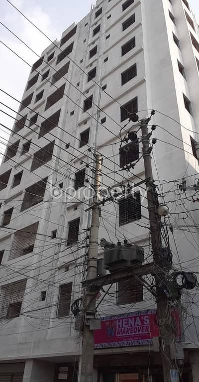 Properly Constructed Flat For Sale In Tongi, Near Mamdi Mollah High School