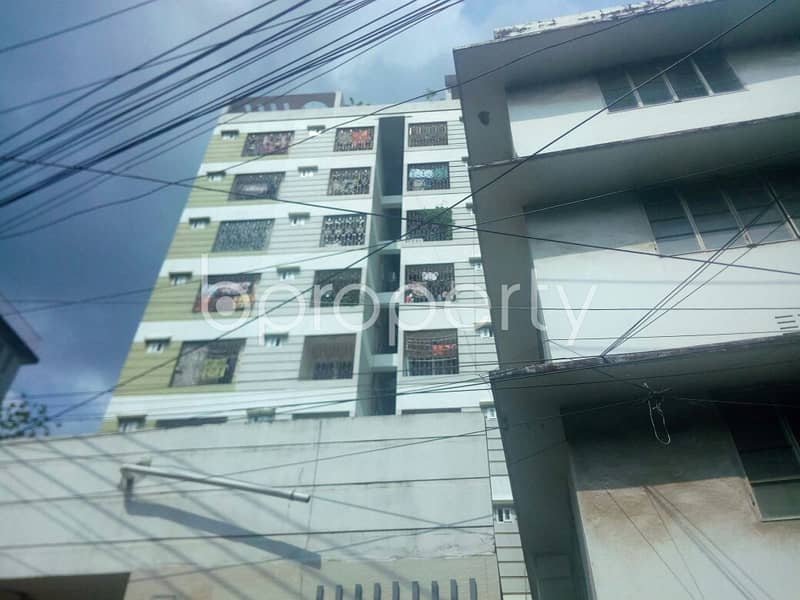 Visit This Apartment For Sale In Mehidibag Near Southern University Bangladesh.