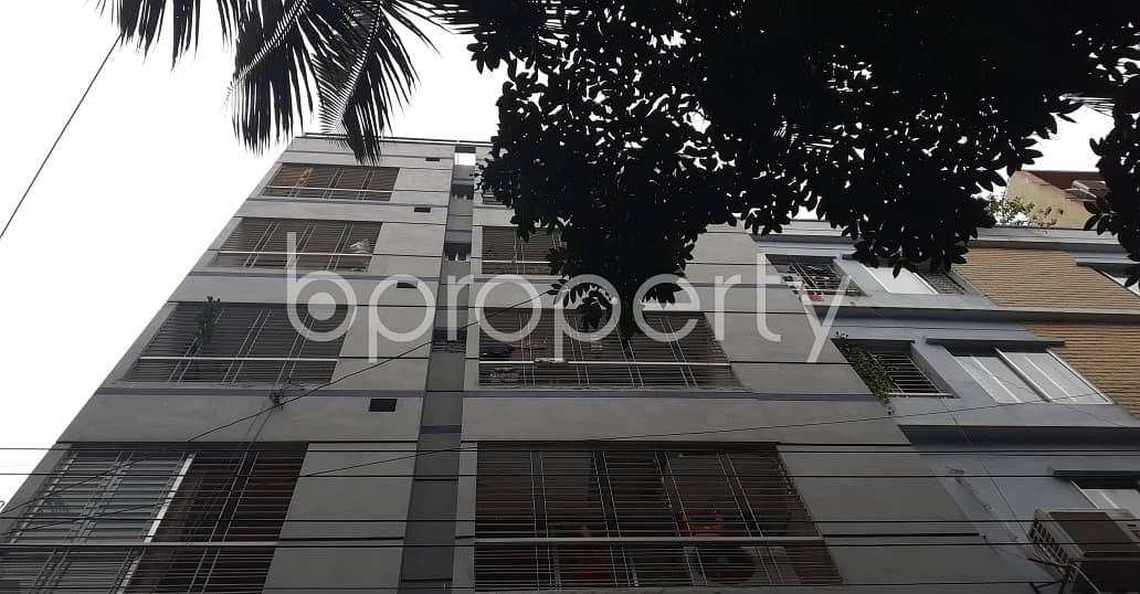 Obtain Your New Residence At This Flat Up For Rent At Lalmatia Nearby City Hospital & Diagnostic Center