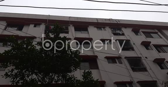 An Apartment Is Ready For Rent At Lalmatia , Near Lalmatia Housing Society School and College