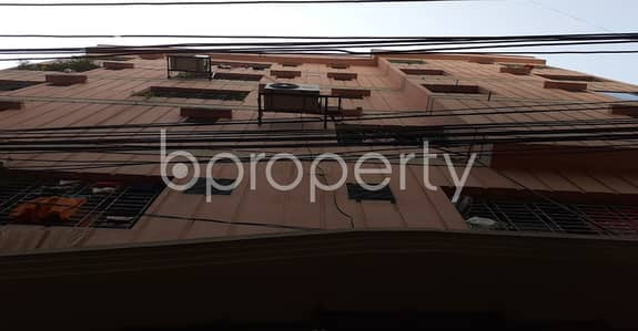 An Apartment Is Ready For Rent At Abedin Colony, Near Love Lane Tablig Masjid Complex.