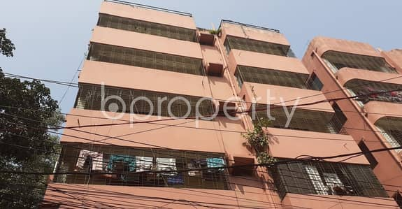See This Apartment For Rent Located In Lalmatia Near To City Hospital & Diagnostic Center