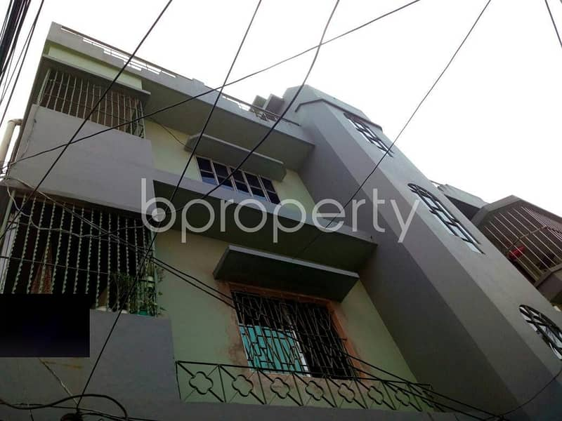 An Apartment Is Ready For Rent At South Agrabad, Near Chotopole Masjid.