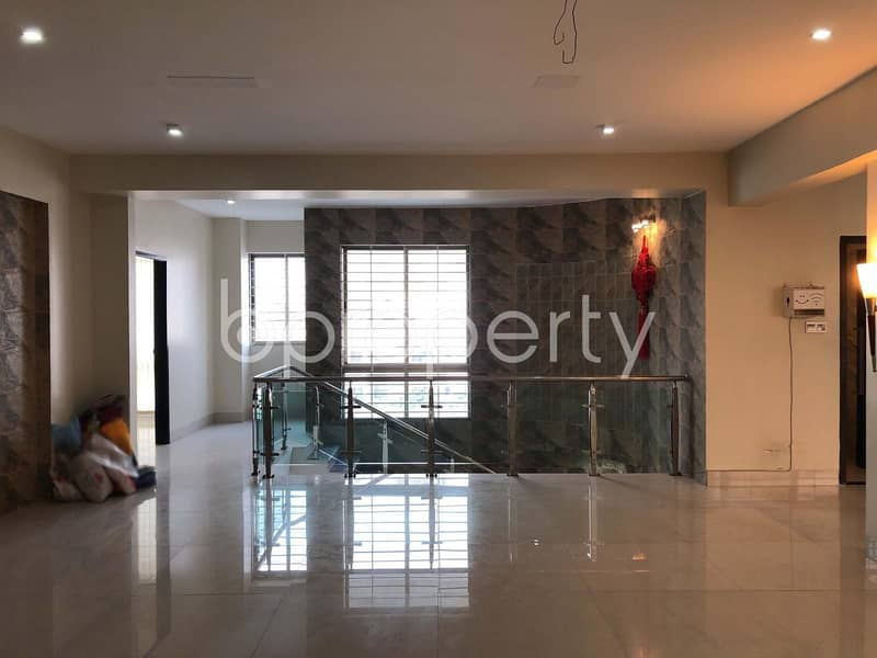 Visit This Duplex For Sale In Banani Near Banani Bidyaniketan School & College